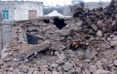 Earthquake of 5.7 magnitude strikes western Iran, kills eight in Turkey