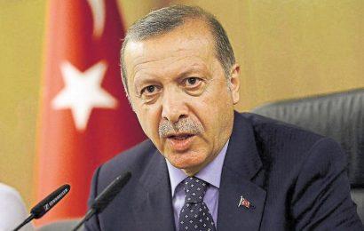 India lodges protest with Turkey over president Erdogan's Kashmir remark