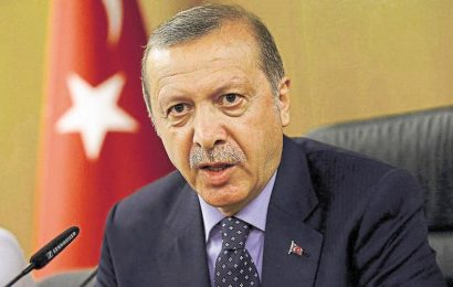 Turkey's Erdogan says his country has 'no intention to invade Syrian territory'