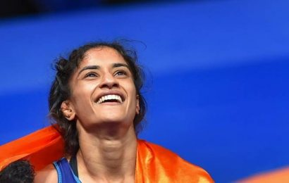 Vinesh Phogat, Mary Kom among nominees for BBC Sportswoman of the year award