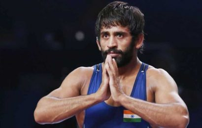 Asian Wrestling C'ships: 4 Indians including Bajrang, Ravi through to final