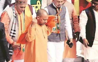 EC notice to Yogi Adityanath over 'biryani' jibe at CM Arvind Kejriwal
