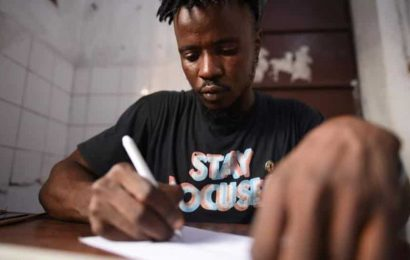 Sierra Leone gangster, Yousef Kamara, leaves streets for life of poetry