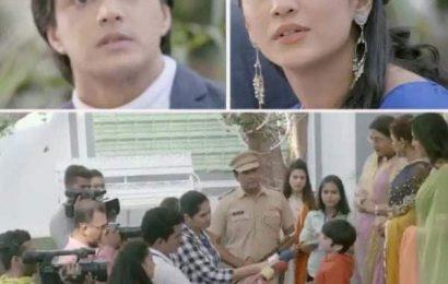 Yeh Rishta Kya Kehlata Hai Promo:  लव-कुश की वजह से नायरा और कार्तिक के खिलाफ हो जाएगा कैरव, देखें वीडियो