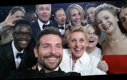 We Have a New Oscars Selfie, People—and It's So Good