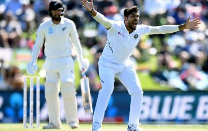 PHOTOS: New Zealand vs India, 2nd Test, Day 2