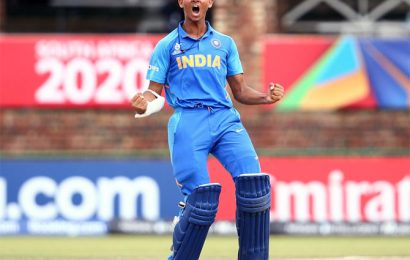 Watch out for Yashasvi Jaiswal in world cricket!