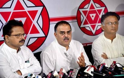 JSP, BJP to fight unitedly on people's problems: Manohar