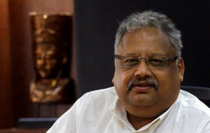 Market crash shaves 36% off Rakesh Jhunjhunwala's holdings in 3 months