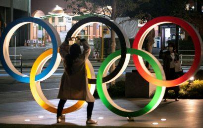 Tokyo holds Olympics test event despite coronavirus woes