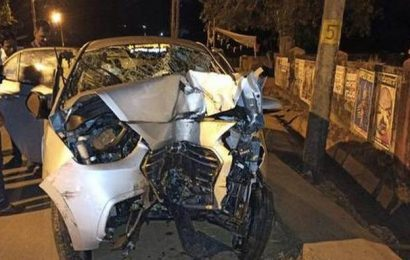 3 RTPS employees killed in accident on NH 69