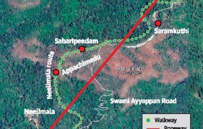 Sabarimala ropeway's eco impact in focus