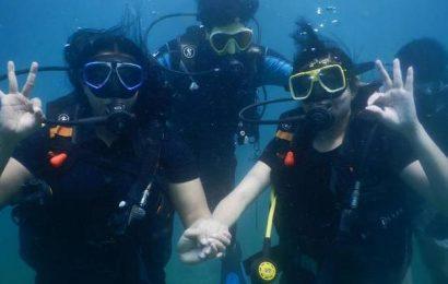 Scuba diving to get a fillip in Uttara Kannada