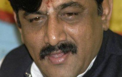 D.K. Shivakumar is new KPCC president