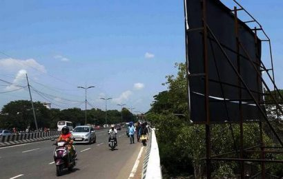 HC strikes down law that restricts hoardings on private land