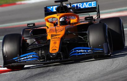 McLaren pull out of Aus GP after team member tests positive