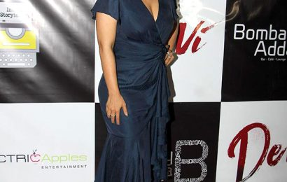 Video: Kajol steps out to party