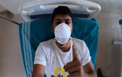 Coronavirus: The story of a Kerala vlogger who documented his stay in isolation ward after virus scare cut short his solo bike trip across the globe