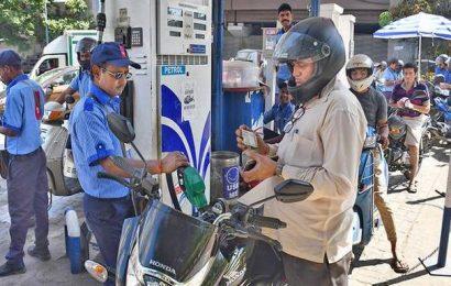 Cong. slams tax hike on petrol, diesel