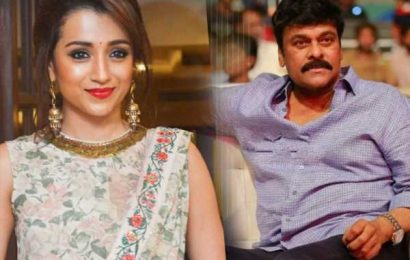 Is Trisha Really Confirmed For #Acharya? Find Out