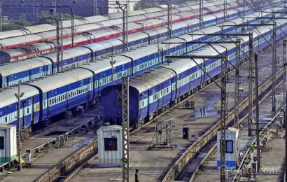 #JanataCurfew: All trains cancelled