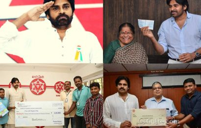 Twitterati All Praises For Pawan Kalyan