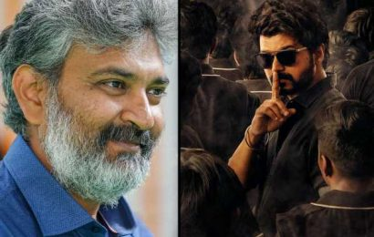 Another Star Hero To Do Cameo In #RRR?