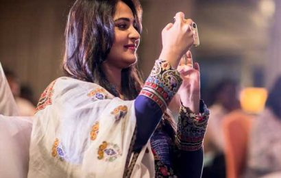 Anushka Hops In For Kamal Haasan's Raghavan 2?