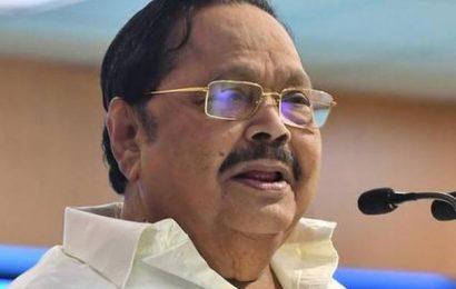 Duraimurugan resigns as DMK treasurer to contest for general secretary post