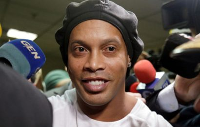 Ronaldinho facing money laundering charges in Paraguay?