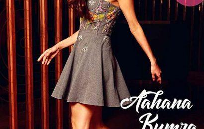 Aahana Kumra reveals her workout regime