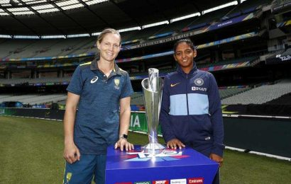 India vs Australia Women's T20 World Cup Final Live: In form India take on number 1 Australia in bumper clash