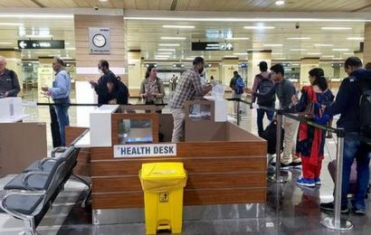 Coronavirus | Passenger arrested for noncooperation with health officials at Kochi airport