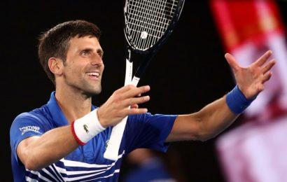 Djokovic donates 1 million euros to help fight coronavirus in Serbia