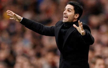 Arsenal manager Arteta on his 'complete recovery' from COVID-19