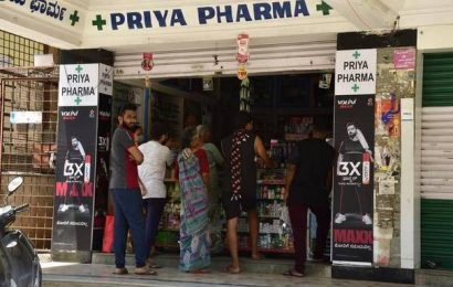 No lockdown for them: Pharmacists at the forefront of the fight against COVID-19