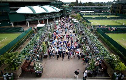 Wimbledon officials continue plans for June championships