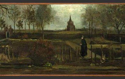 Van Gogh painting stolen in overnight raid