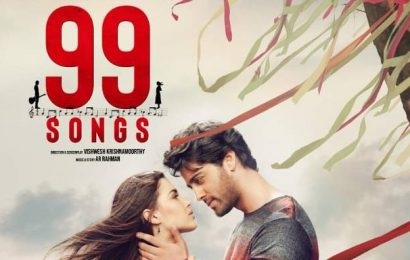 '99 Songs' music review: Why this AR Rahman soundtrack is what we need in these troubled times