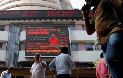 Sensex down 1131.15 points; opens at 36,445.47 amid coronavirus fears