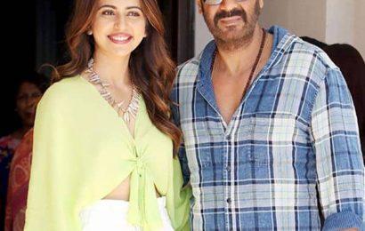 Ajay Devgn to reunite with De De Pyaar De costar Rakul Preet Singh for his Total Dhamaal director, Indra Kumar's Thank God | Bollywood Life