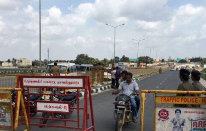 COVID-19: Tamil Nadu restricts vehicular traffic from neighbouring States till March 31