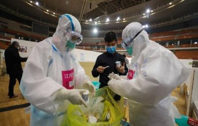 China's coronavirus epicentre sees single-digit cases for first time
