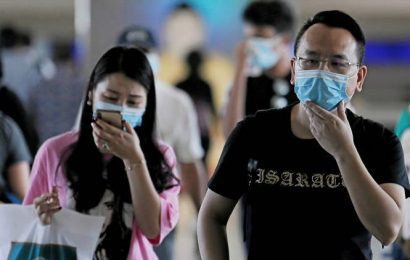 China sees zero local coronavirus cases for third day, imported infections rise