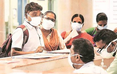 Coronavirus: Three more persons test positive in Pune