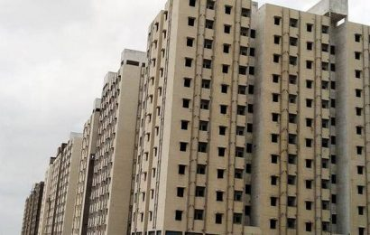 One lakh 2BHK houses set to be completed this year