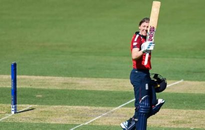 England captain Heather Knight joins NHS as volunteer to fight COVID-19 pandemic
