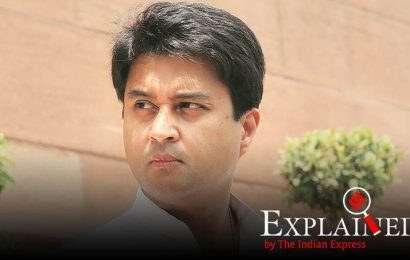 Explained: Scindia latest in string of exits, Congress leaders fear more will join queue