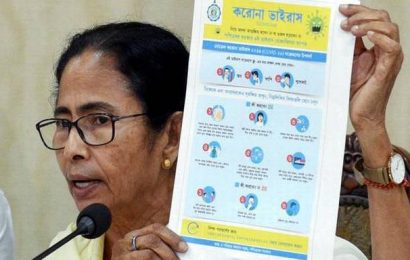 No COVID-19 case in Bengal, says Mamata