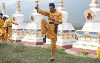 Making the difference for Prabhu Deva
